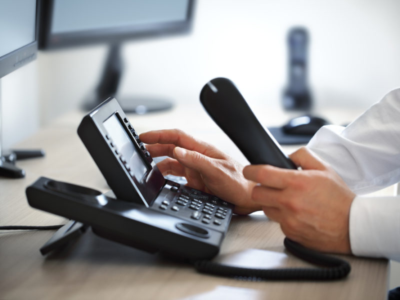 Video over IP (VoIP) phone